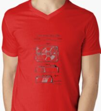 Old Record Player patent T-Shirt