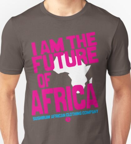 I am the future of Africa T-Shirt