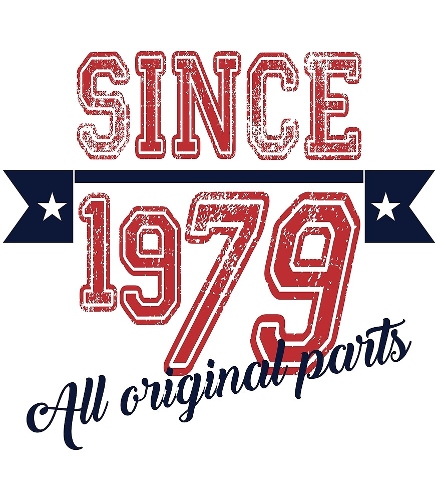 since 1979 by capp6