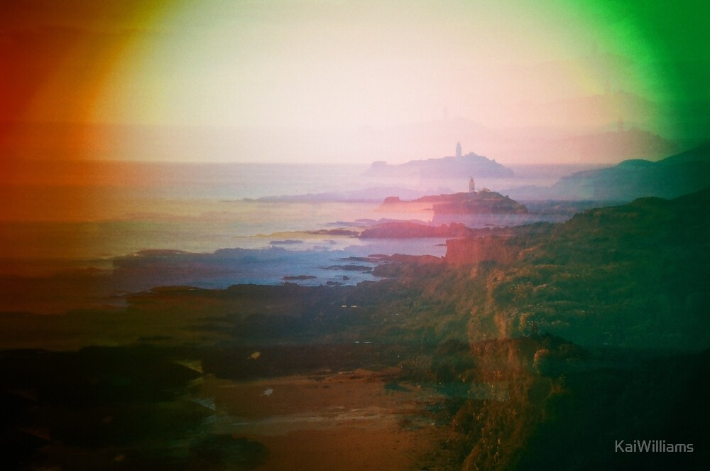 Godrevy by KaiWilliams