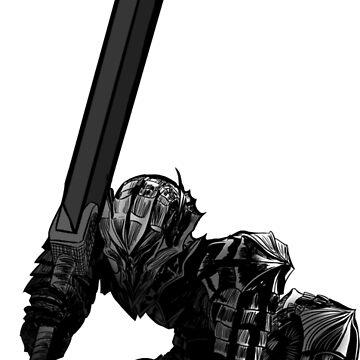 Guts - Berserk Manga by Americ