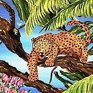 Jungle Creature..BIG CATS by WhiteDove Studio kj gordon