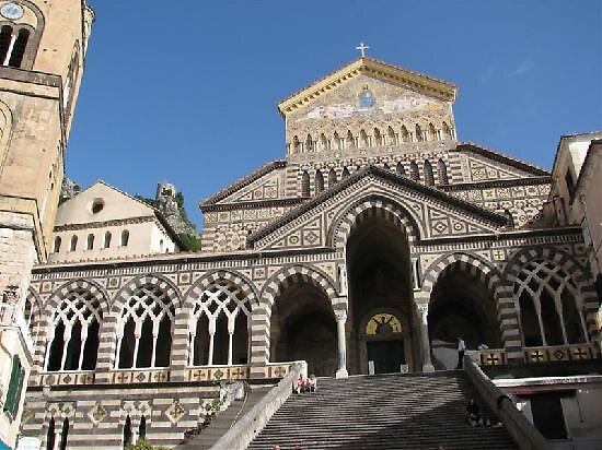 Amalfi cathedral, Italy by chord0