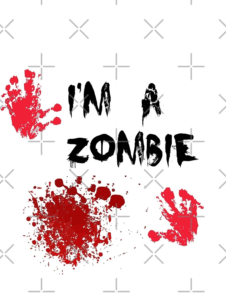 I'm a zombie by Antione235