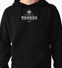 Purveyor of Techno Pullover Hoodie
