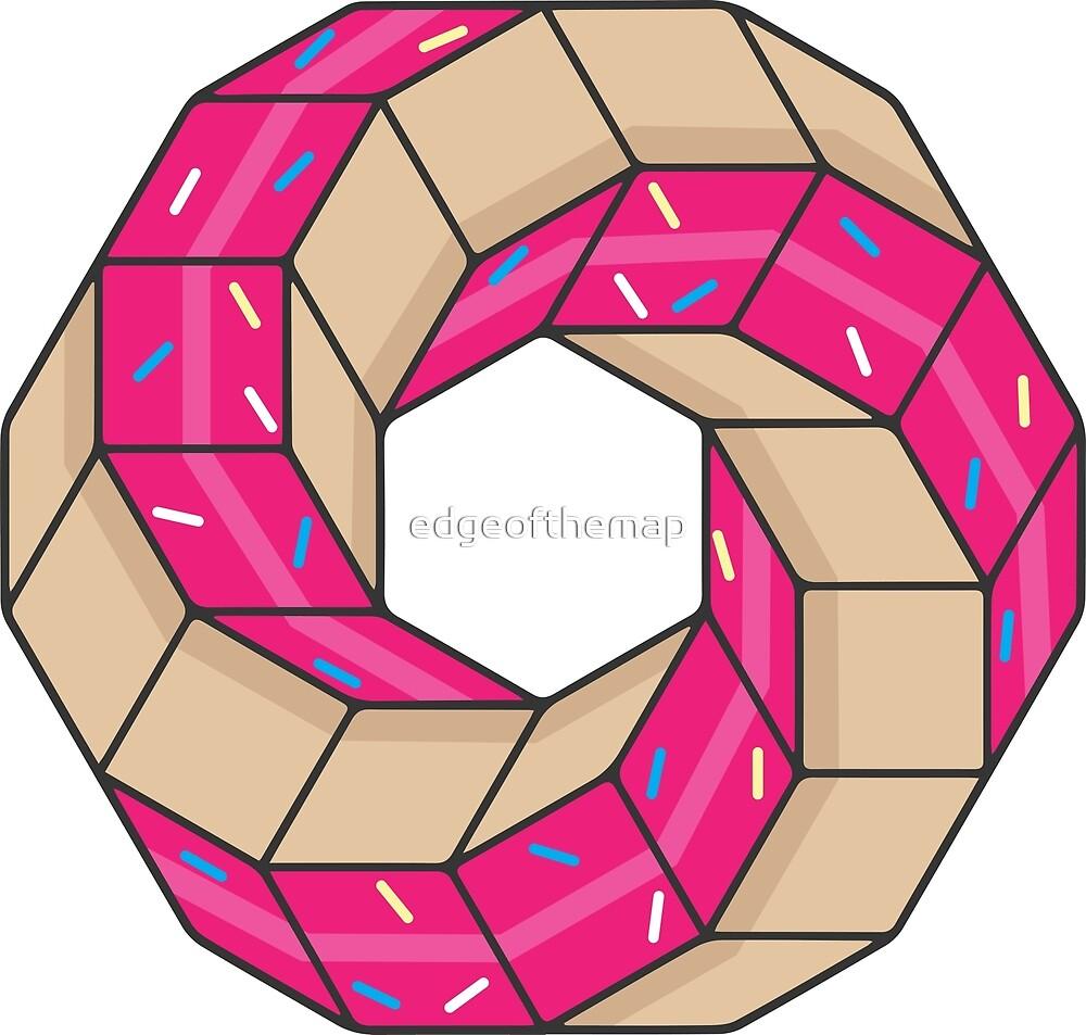 The infinte doughnut / donut by edgeofthemap