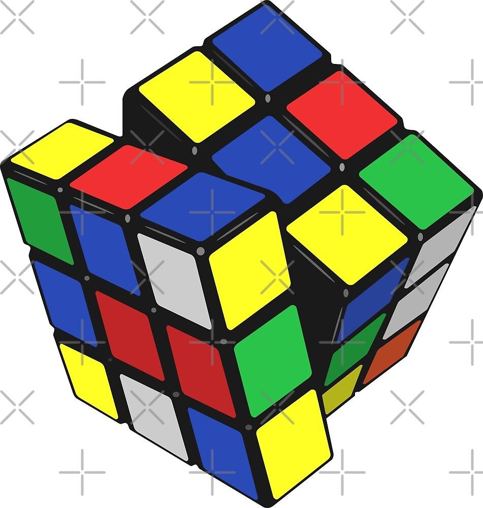 Rubiks Cube by Dream Imagine Create .