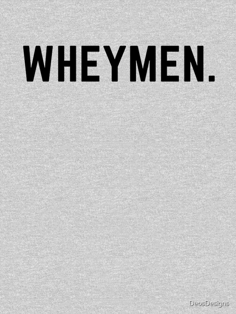 Wheymen. by DeosDesigns