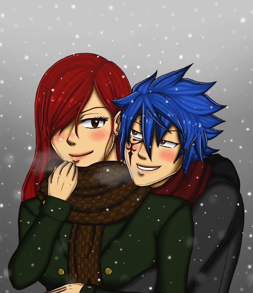 Winter Jerza by tehzeldamaster