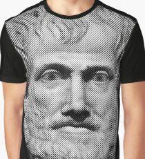 Aristotle portrait Graphic T-Shirt