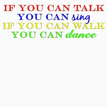 If you can talk... by Annnie