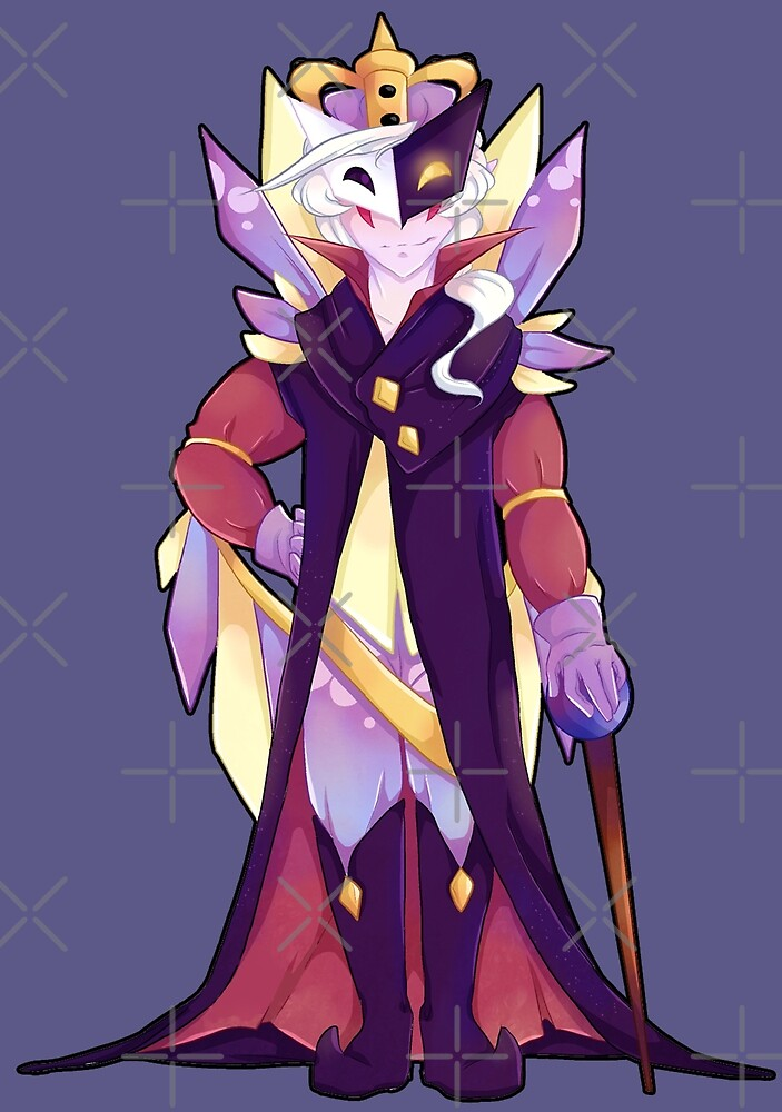 Prince Dimentio by PoisonousPeach
