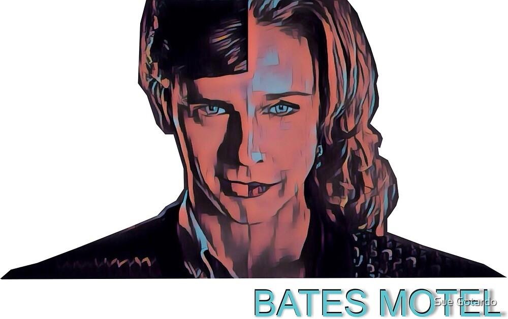 Bates Motel by Sue Gotardo