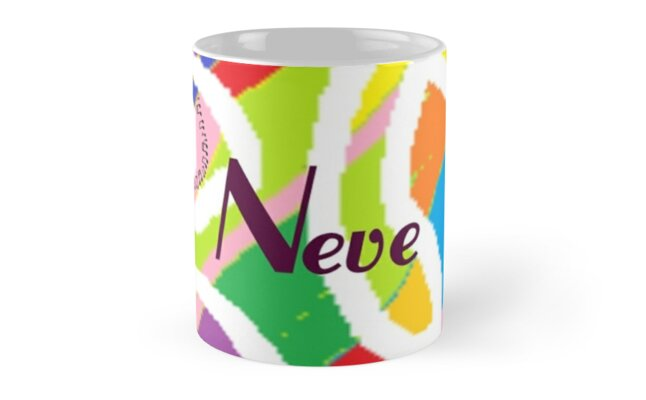 Neve - original artwork to personalize your gift by myfavourite8
