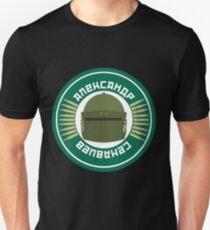 Tachanka's Dostoyevsky Coffee T-Shirt