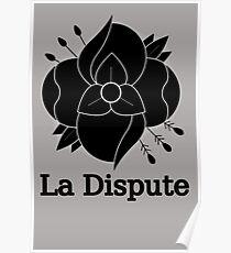 La Dispute Poster