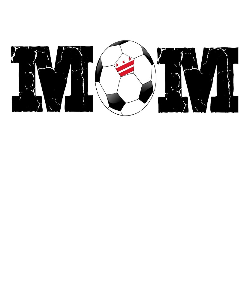 Soccer Mom Travel Team Washington D.C. by WARRENEXCHANGE