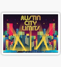 ACL Austin City Limits Sticker