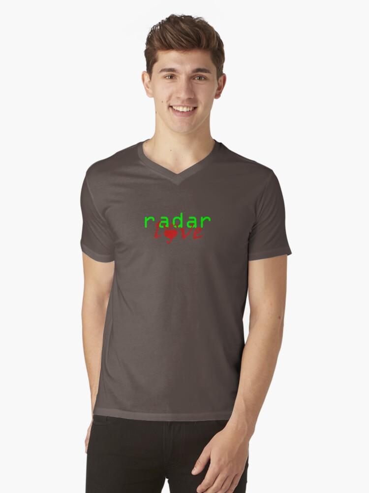 Radar Love Tee by NOLAlphabet