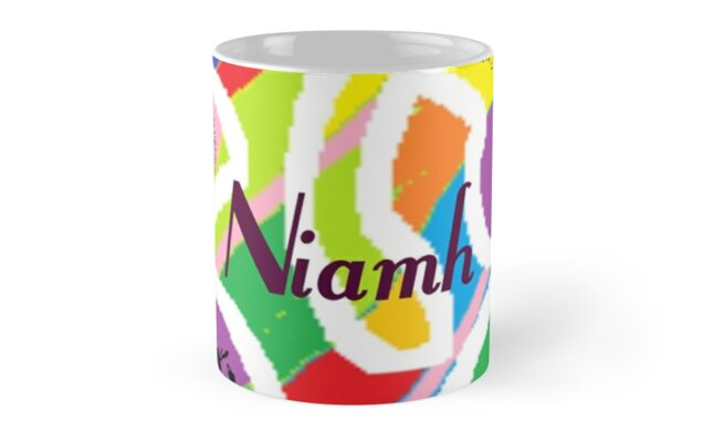 Niamh - original artwork to personalize your gift  by myfavourite8