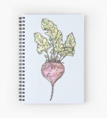 Beetroot Spiral Notebook