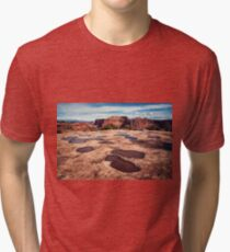 High desert Tri-blend T-Shirt