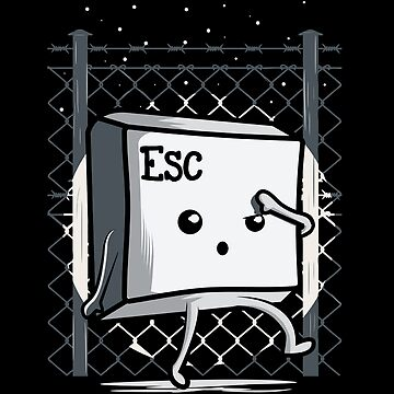 Esc from prison by WillBrons