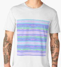Summer Stripes Men's Premium T-Shirt