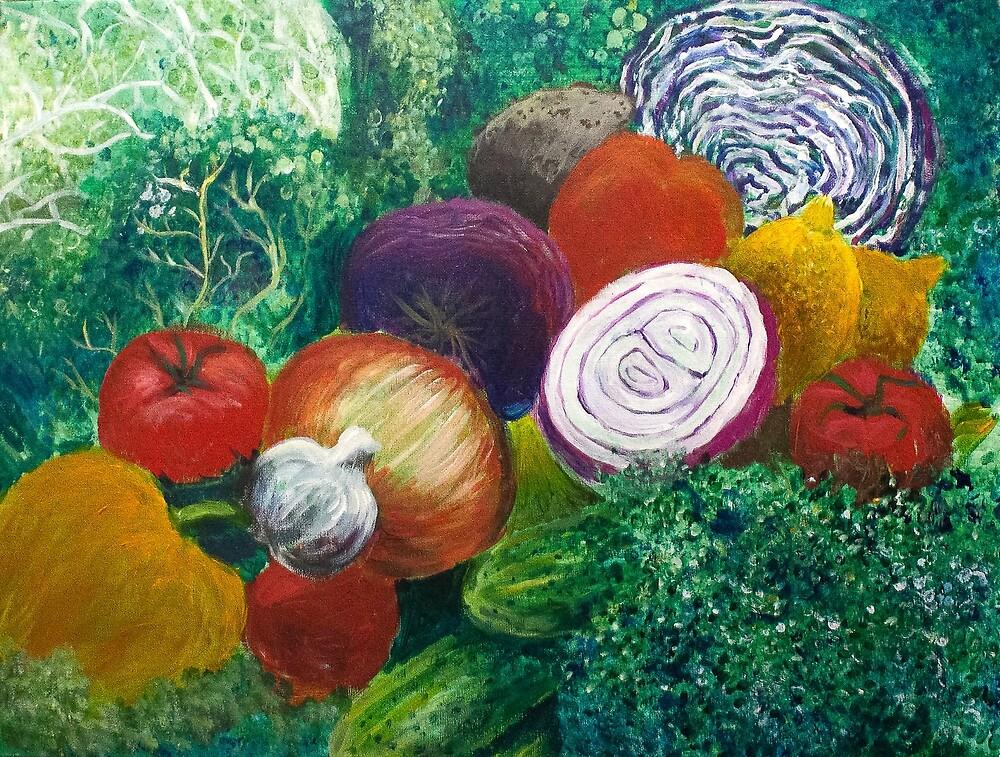 Garden Bounty by ConnorMackenzie