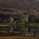 kilchurn castle by joak