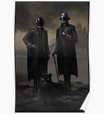 Daft Punk Starboy  Poster