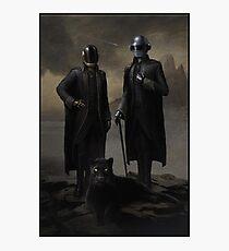 Daft Punk Starboy  Photographic Print