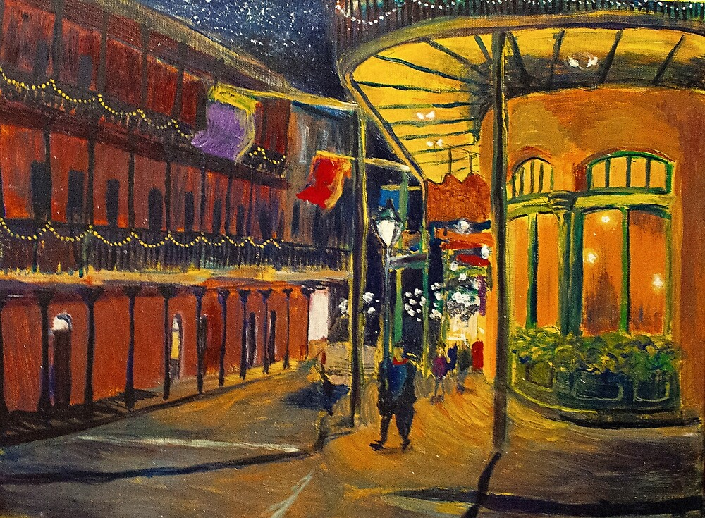 Nola at Night by ConnorMackenzie