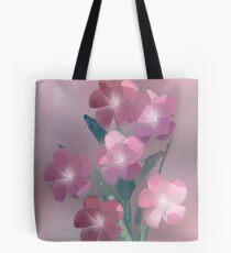 Pink Smiles Tote Bag
