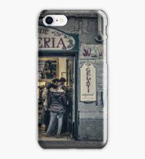 Ice-cream shop iPhone Case/Skin