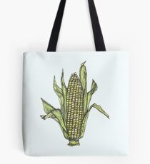 Corn on the Cob Tote Bag