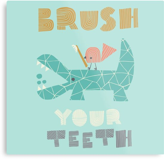 Splish Splash Zoo - Brush Your Teeth by Heather Rosas