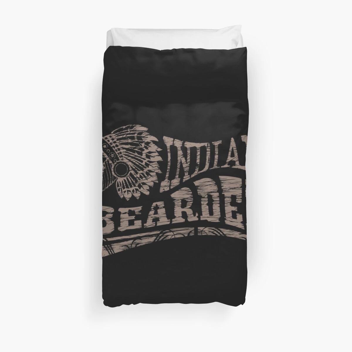 Indian Bearded by lebarbu