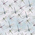 Dragonflies by ShopAWN