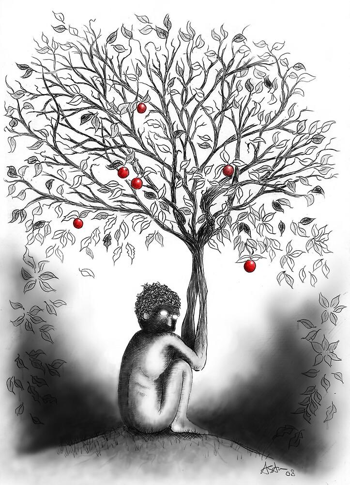 through thy veins... by Adam Stone