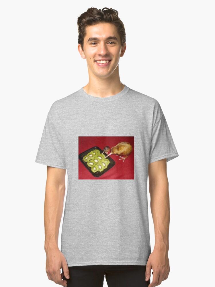 Kiwi Classic T-Shirt Front