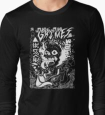 Grimes Visions Inverted Occult Long Sleeve T-Shirt