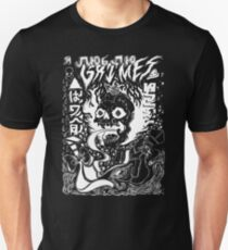Grimes Visions Inverted Occult Slim Fit T-Shirt