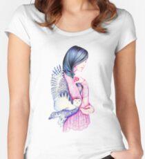 Secret Women's Fitted Scoop T-Shirt
