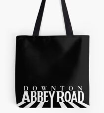 Downtown Abbey Road Tote Bag