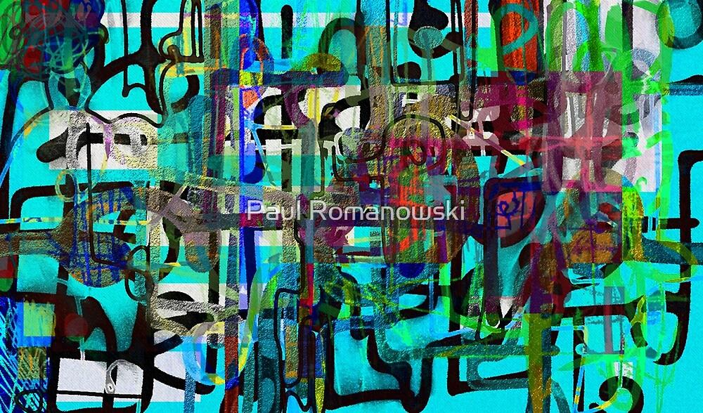 NO SIMPLE EXPLANATION(C2017) by Paul Romanowski