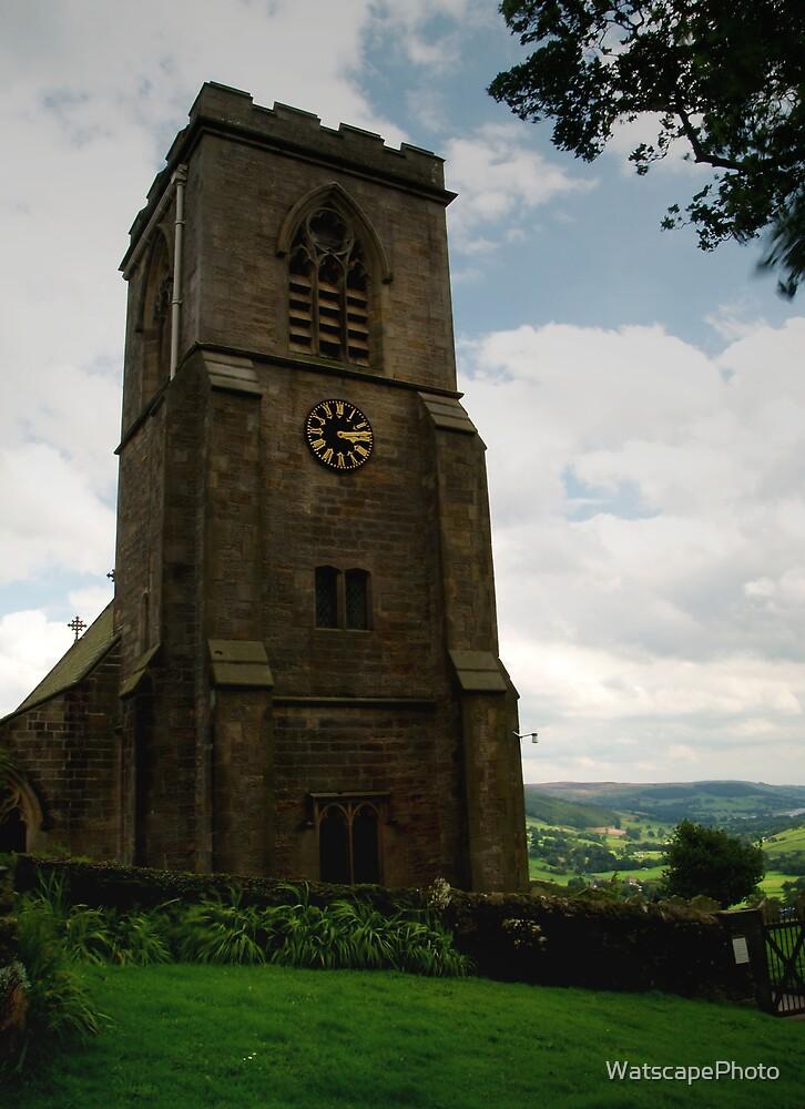 St. Chad's Church Tower by WatscapePhoto