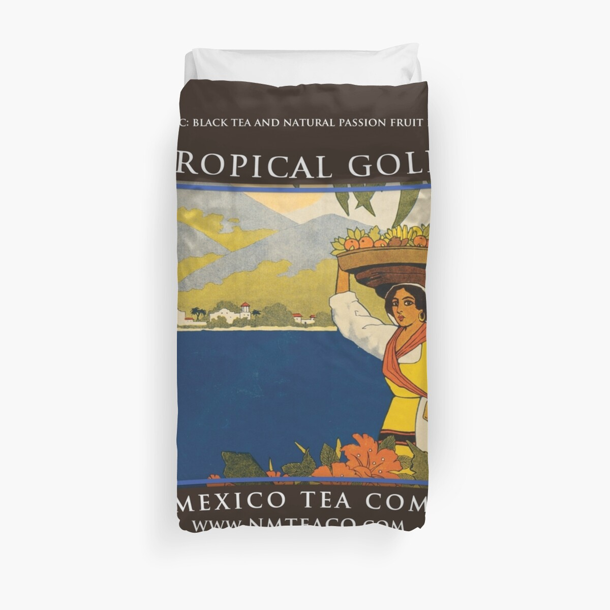 Tropical Gold - Organic by NMTeaCo