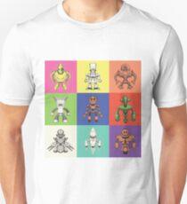 Color Robots T-Shirt