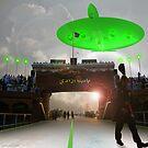 Interstellar Wagah by Kenny Irwin